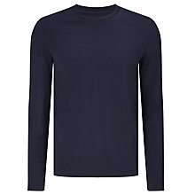 Buy John Lewis Organic Cotton Long Sleeve T-Shirt Online at johnlewis.com