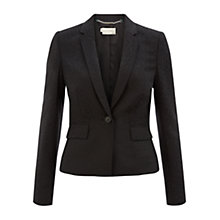 Buy Hobbs Blyton Jacket, Black Online at johnlewis.com