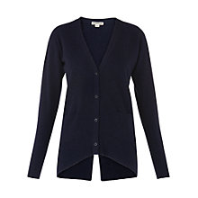 Buy Whistles Cashmere Split Back Cardigan Online at johnlewis.com