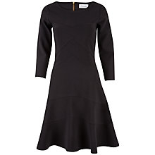 Buy Closet A-Line Dress, Black Online at johnlewis.com