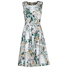 Buy Jolie Moi Retro Dress, Grey Online at johnlewis.com