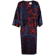 Buy Closet Floral Button Dress, Multi Online at johnlewis.com