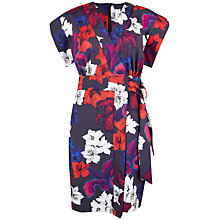 Buy Closet Flower Wrap Kimono Dress, Multi Online at johnlewis.com