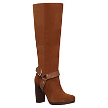 Buy KG by Kurt Geiger Venice High Heel Knee Boots Online at johnlewis.com