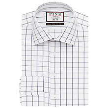 Buy Thomas Pink Edward Check Slim Fit Shirt Online at johnlewis.com