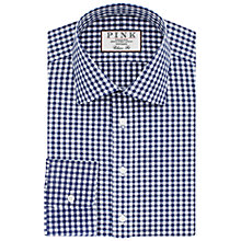 Buy Thomas Pink Summers Check Classic Fit XL Sleeve Shirt Online at johnlewis.com