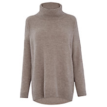 Buy Warehouse Cowl Slouchy Jumper Online at johnlewis.com