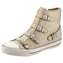 Buy Ash Virgin Hi Top Multi Buckle Trainers Online at johnlewis.com
