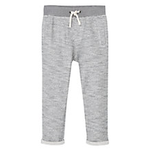 Buy Mango Kids Boys' Fleck Jogger Trousers, Grey Online at johnlewis.com