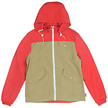 Buy Penfield Rochester Two Tone Jacket, Red/Beige Online at johnlewis.com