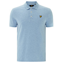 Buy Lyle & Scott Short Sleeve Cotton Polo Shirt Online at johnlewis.com