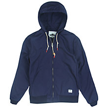 Buy Penfield Hove Hooded Jacket, Navy Online at johnlewis.com