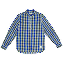 Buy Penfield Wadcrest Long Sleeve Check Shirt Online at johnlewis.com