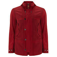 Buy Pretty Green Claydon Festival Mac, Red Online at johnlewis.com