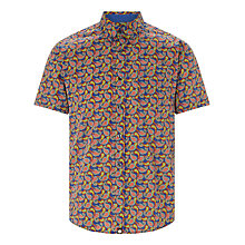Buy Pretty Green Leyside Short Sleeve Shirt Online at johnlewis.com