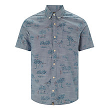 Buy Pretty Green Marratay Short Sleeve Shirt Online at johnlewis.com