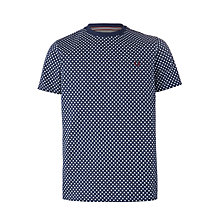 Buy Fred Perry Printed Polka Dot T-Shirt Online at johnlewis.com