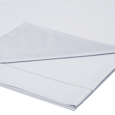 John Lewis 400 Thread Count Soft & Silky Egyptian Cotton Flat Sheet