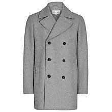 Buy Reiss Sonnie Peacoat Online at johnlewis.com