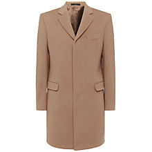Buy Jaeger Wool Cashmere Coat, Camel Online at johnlewis.com