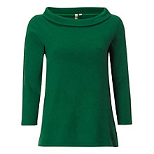Buy White Stuff Fold Up Knit, Graphic Green Online at johnlewis.com