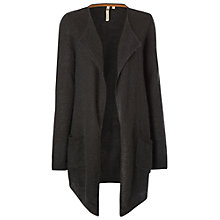 Buy White Stuff Cosy Cardigan, Coal Online at johnlewis.com