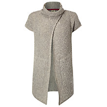 Buy White Stuff Cuddle Me Quick Cardigan, Grey Online at johnlewis.com