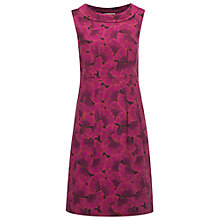 Buy White Stuff House Of Otto Dress, Eclectic Pink Online at johnlewis.com