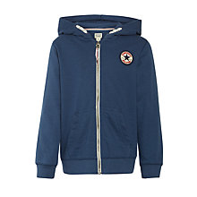 Buy Converse Boys' Zip Through Hoodie Online at johnlewis.com