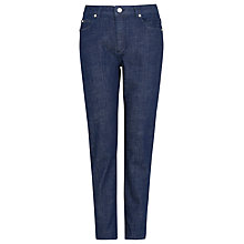 Buy Whistles Raw Indigo Boyfriend Jeans, Denim Online at johnlewis.com
