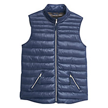 Buy Mango Water Repellent Quilted Gilet Online at johnlewis.com