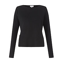 Buy Jigsaw Wrap Back Jumper Online at johnlewis.com