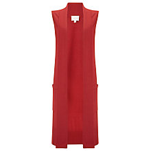 Buy East Merino Long Waistcoat Online at johnlewis.com