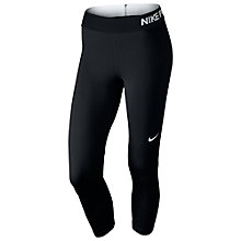 Buy Nike Pro Cool Capris Online at johnlewis.com