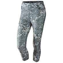 Buy Nike Legend Tight Poly Drift Training Capris Online at johnlewis.com