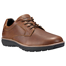 Buy Timberland Barrett Park Shoes, Brown Online at johnlewis.com