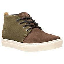 Buy Timberland Adventure 2 Cupsole Chukka Boots, Brown Online at johnlewis.com