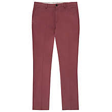 Buy Reiss Bennett Chinos, Rose Online at johnlewis.com