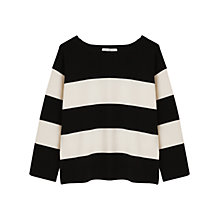 Buy Gerard Darel Boo Jumper, Noir Online at johnlewis.com