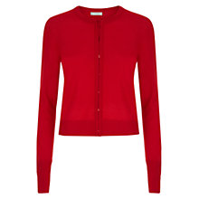 Buy Hobbs Wool Bonnie Cardigan Online at johnlewis.com