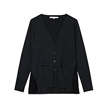 Buy Gerard Darel Baptisia Cardigan, Anthracite Chiné Online at johnlewis.com