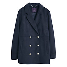 Buy Violeta by Mango Double-Breasted Wool Coat Online at johnlewis.com