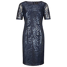 Buy Precis Petite All Over Sequin Dress Online at johnlewis.com
