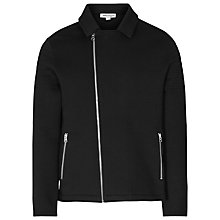 Buy Reiss 1971 Atmosphere Zip Jacket, Black Online at johnlewis.com
