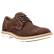 Buy Timberland Naples Trail Smart Oxford Shoes, Potting Soil Online at johnlewis.com