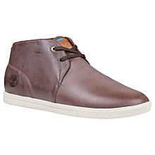 Buy Timberland Fulk Low Profile Chukka Boots, Potting Soil Online at johnlewis.com