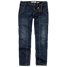 Buy Fat Face Carpenter Worn Vintage Jeans, Denim Online at johnlewis.com