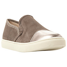 Buy Steve Madden Emuse Flat Heeled Slip On Trainers Online at johnlewis.com