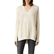 Buy AllSaints Riva Jumper Online at johnlewis.com