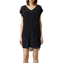 Buy AllSaints Ales T-Shirt Dress Online at johnlewis.com